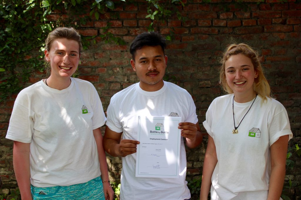 Sustainable Projects in Nepal employee