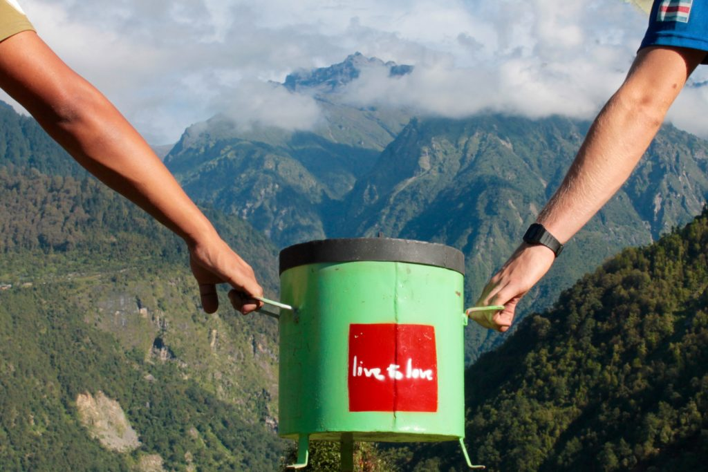 Sustainable projects with Cookstoves and Mountains